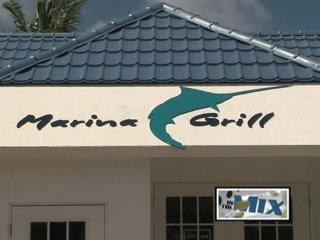 Ribbon Cutting Ceremony and Grand Opening of Marina Grill​